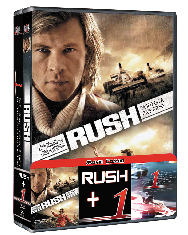 rush 1 movie combo dvd zoomzoomtown. Black Bedroom Furniture Sets. Home Design Ideas